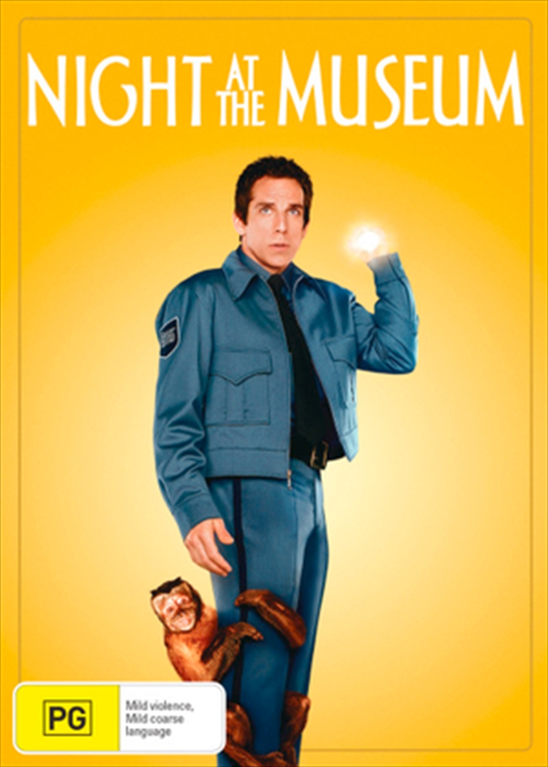 Night At The Museum | DVD