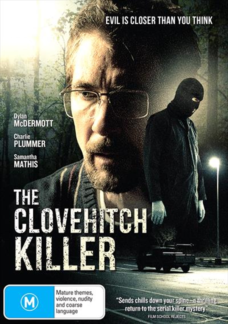 Clovehitch Killer, The | DVD