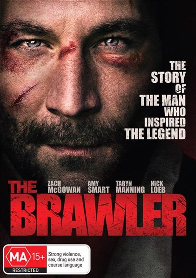 Brawler, The | DVD