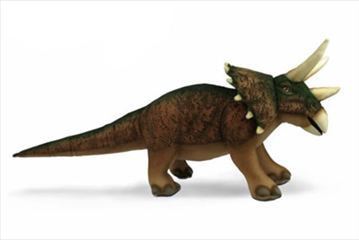 Triceritops Brown 70cm | Toy