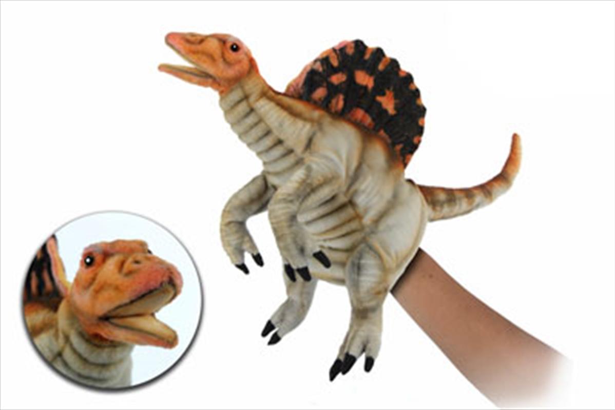 Spinosaurus Puppet 42cm L | Toy