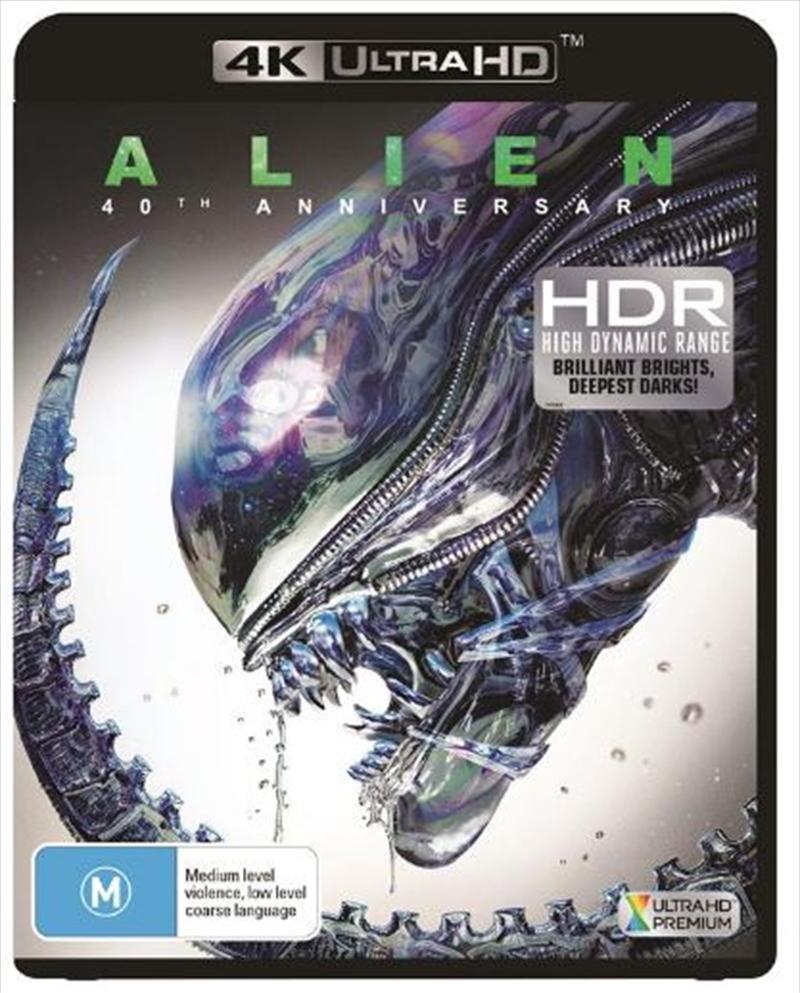 Alien - 40th Anniversary Edition | UHD