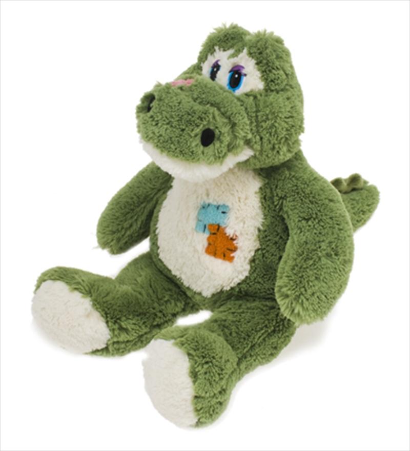 21cm Crocodile Sitting   Toy