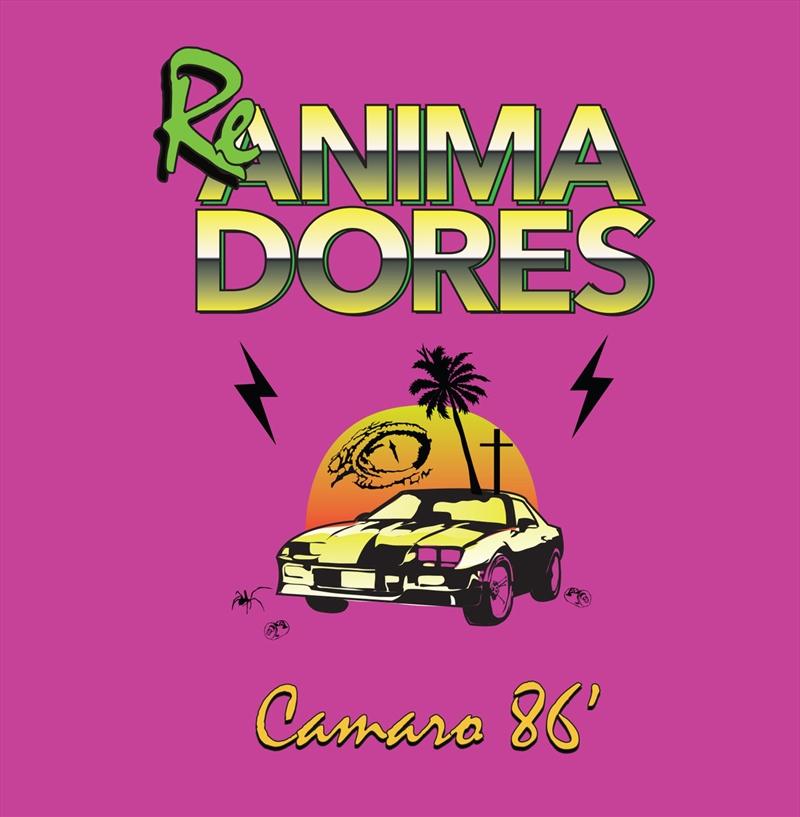 Camaro 86 | Cassette
