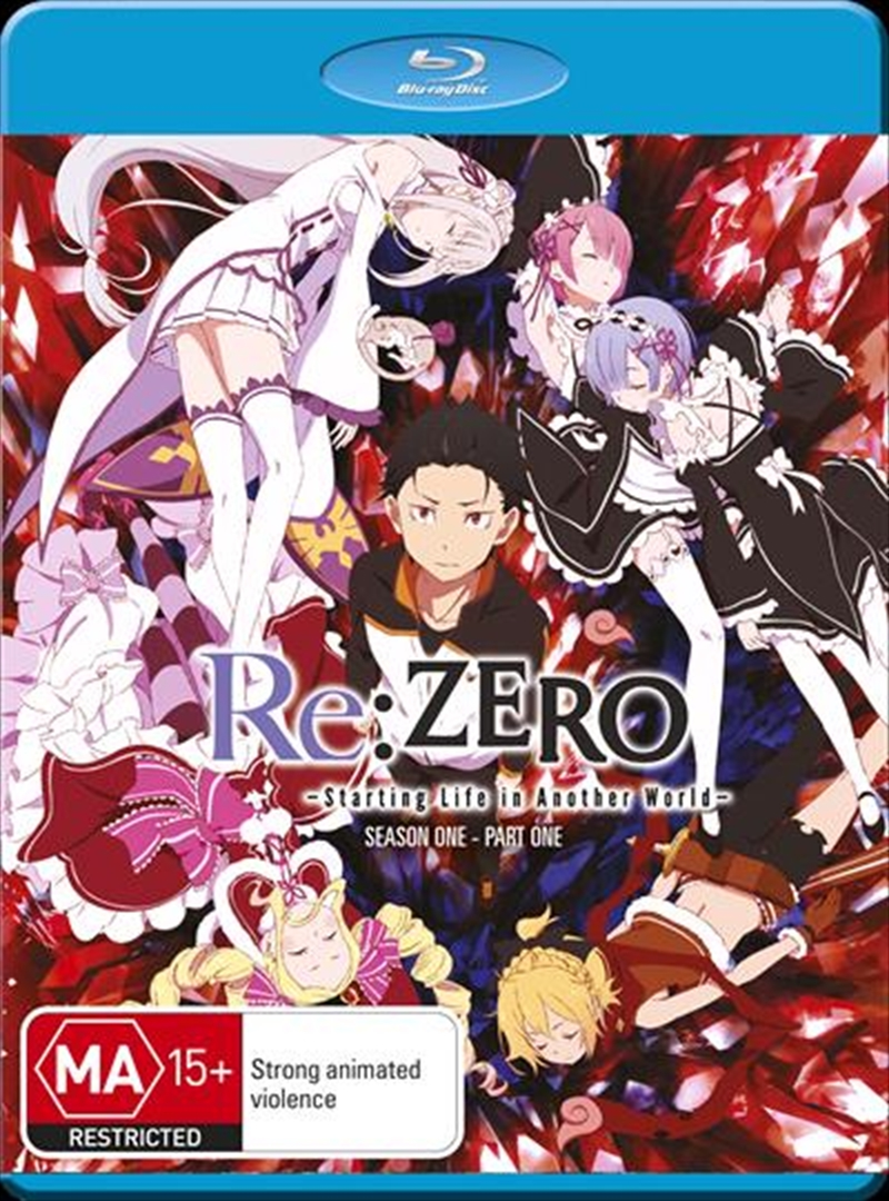 Re Zero Starting Life In Another World - Part 1 | Blu-ray