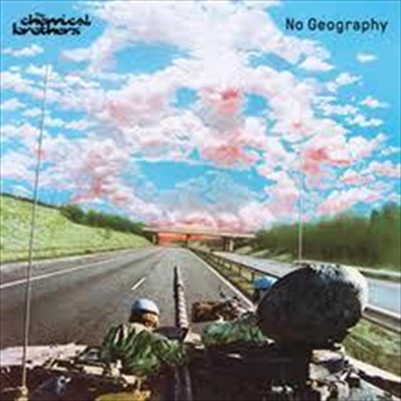 No Geography | Vinyl