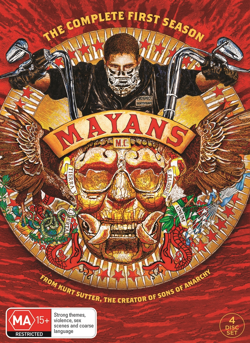 Mayans MC - Season 1 | DVD