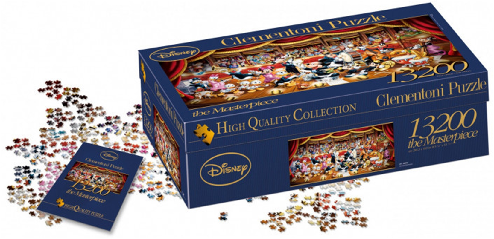 Clementoni Disney Puzzle Disney Orchestra 13200 Pieces | Merchandise