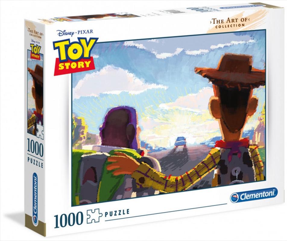 Clementoni Disney Puzzle Toy Story 1000 Pieces | Merchandise