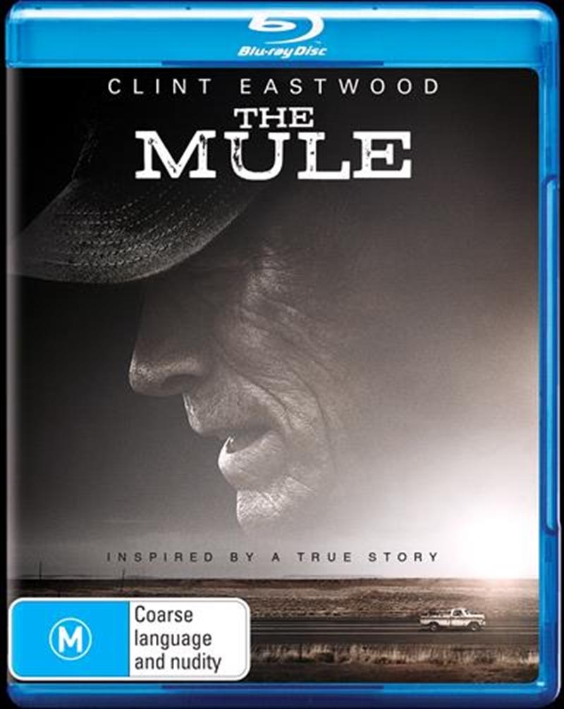 Mule, The | Blu-ray