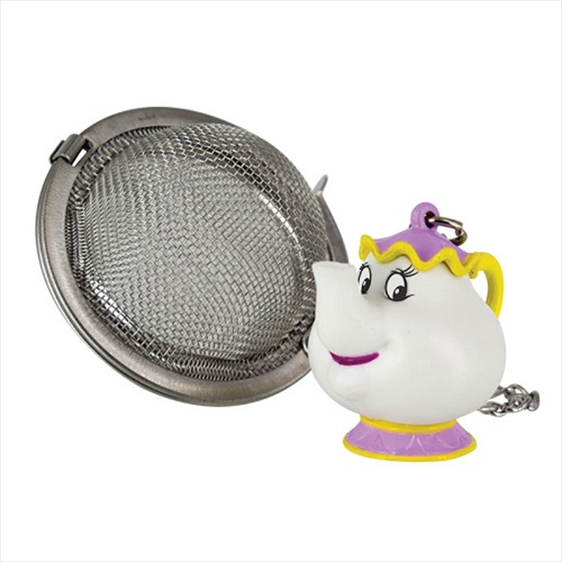 Beauty And The Beast - Mrs Potts Tea Infuser | Homewares