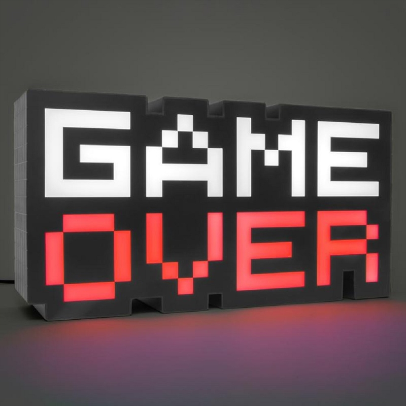 Game Over Light | Accessories