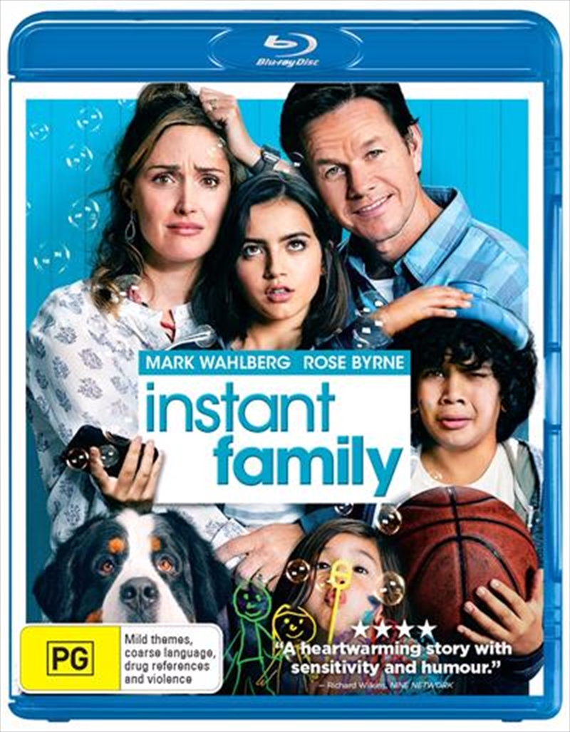 Instant Family | Blu-ray