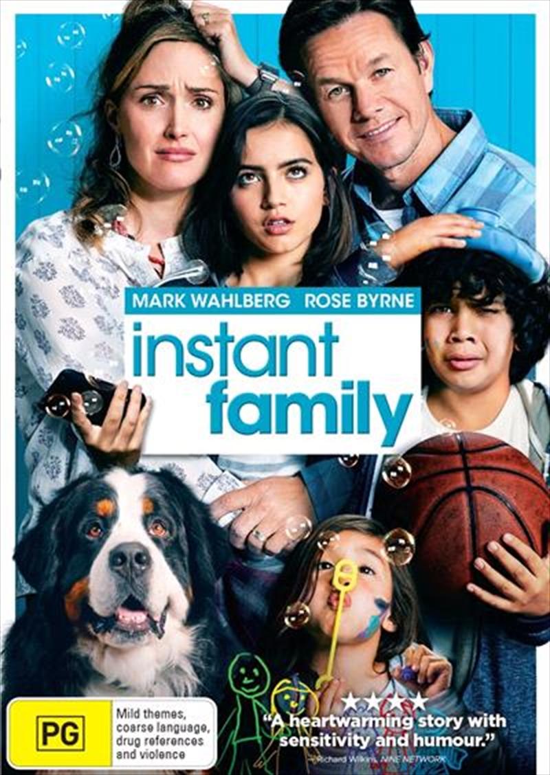 Instant Family | DVD