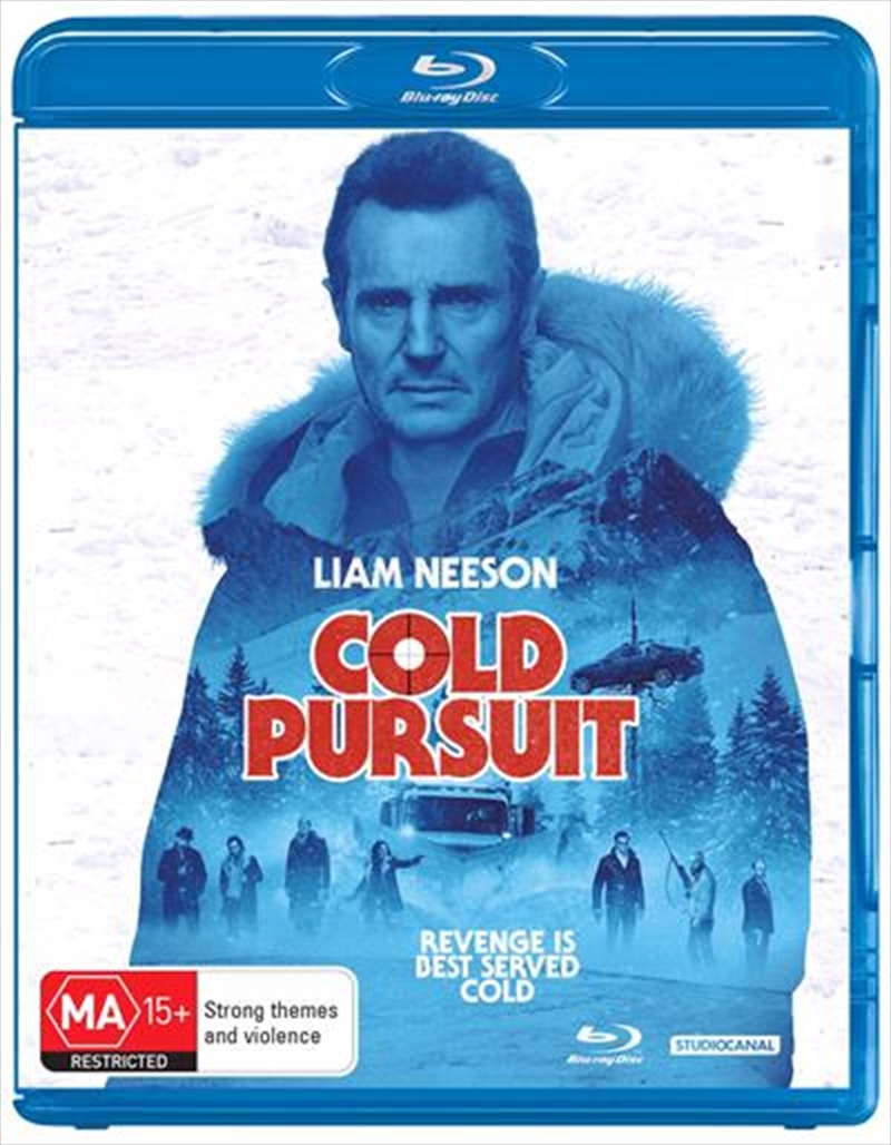 Cold Pursuit | Blu-ray