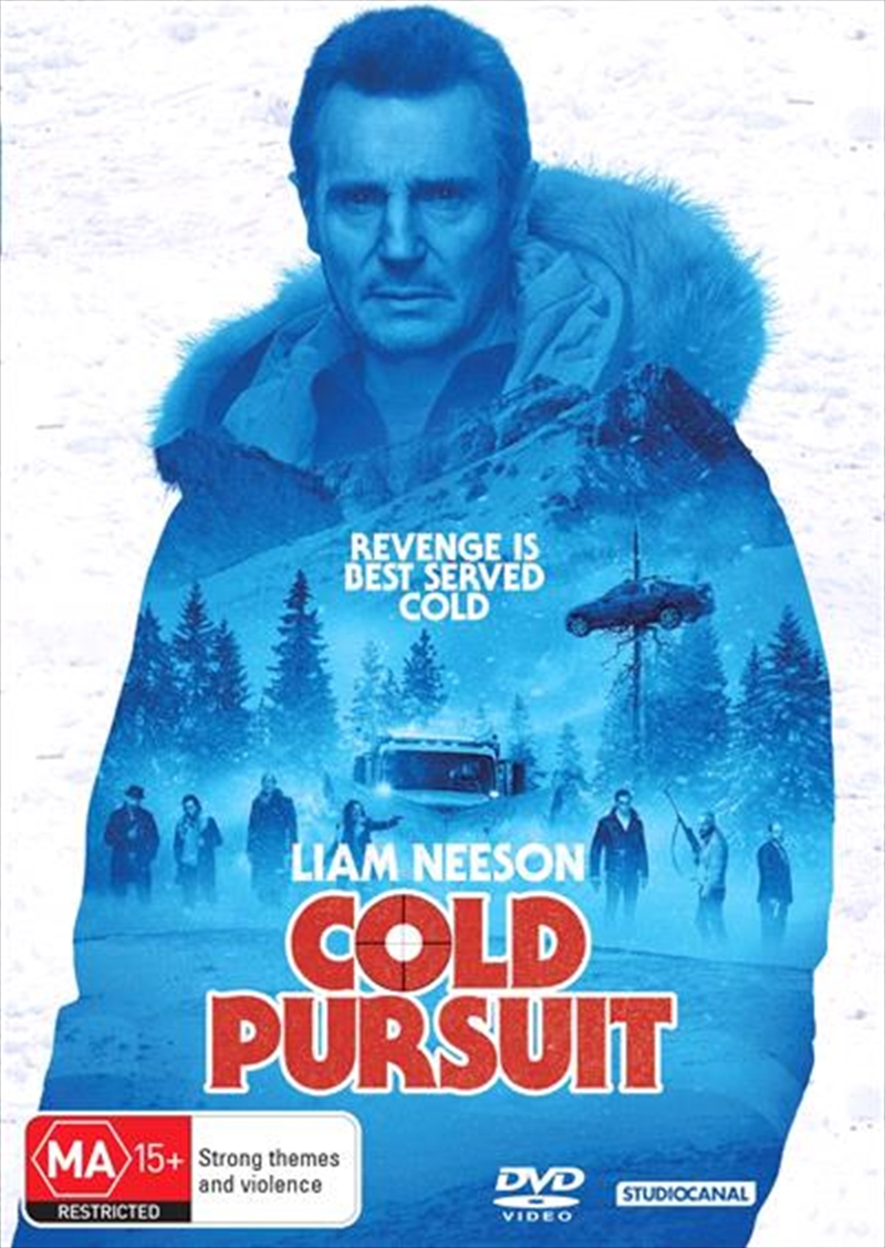 Cold Pursuit | DVD