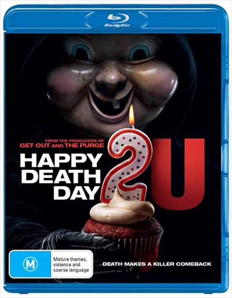 Happy Death Day 2U | Blu-ray