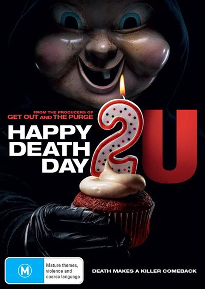 Happy Death Day 2U | DVD