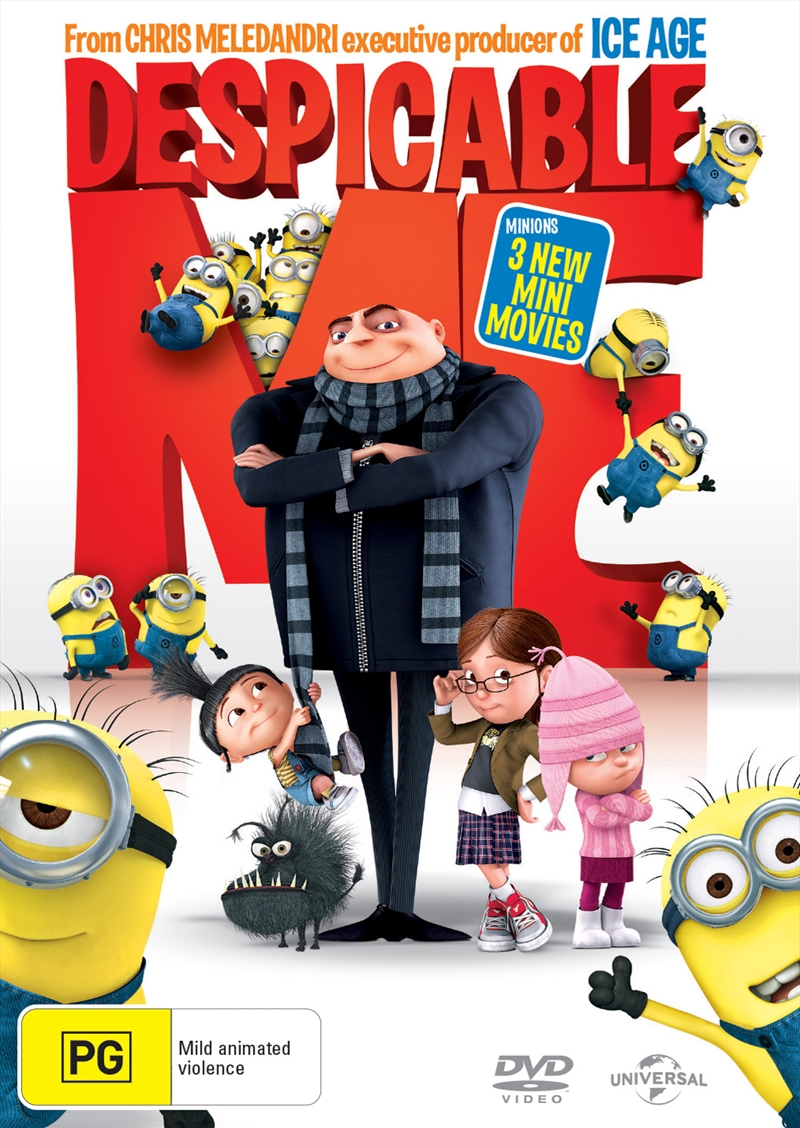 Despicable Me | DVD