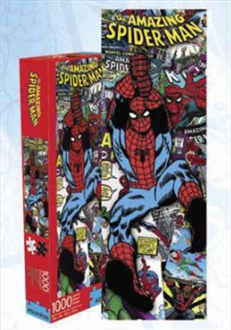 Spider-Man Collage Slim   Merchandise