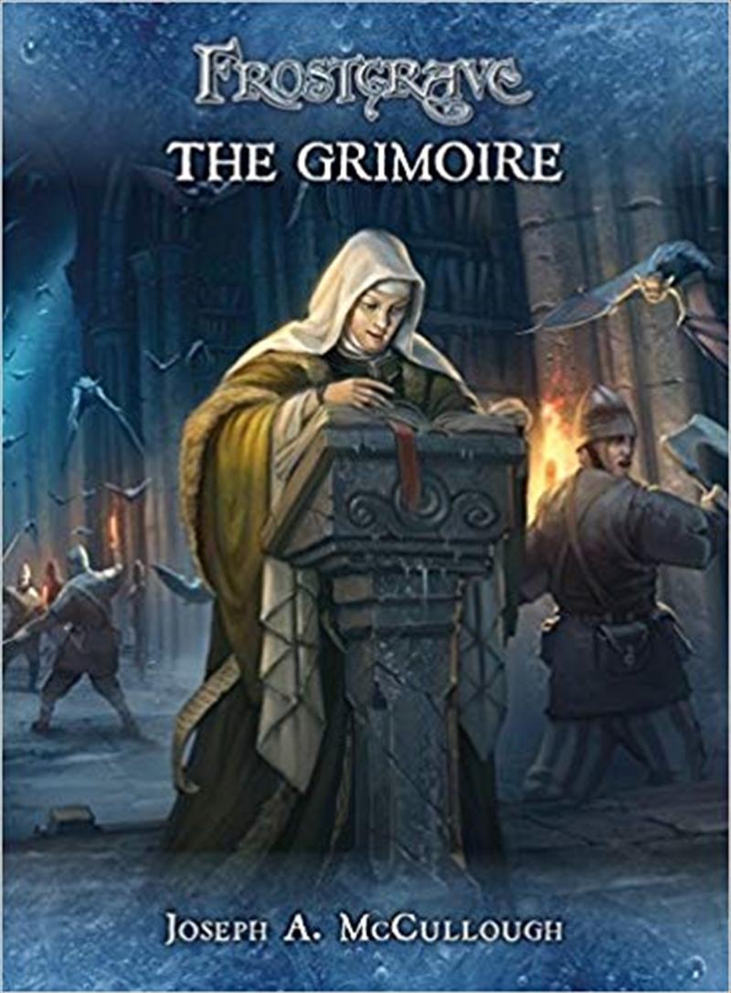 Frostgrave: The Grimoire | Board Book