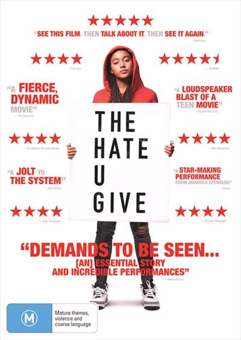 Hate U Give, The | DVD