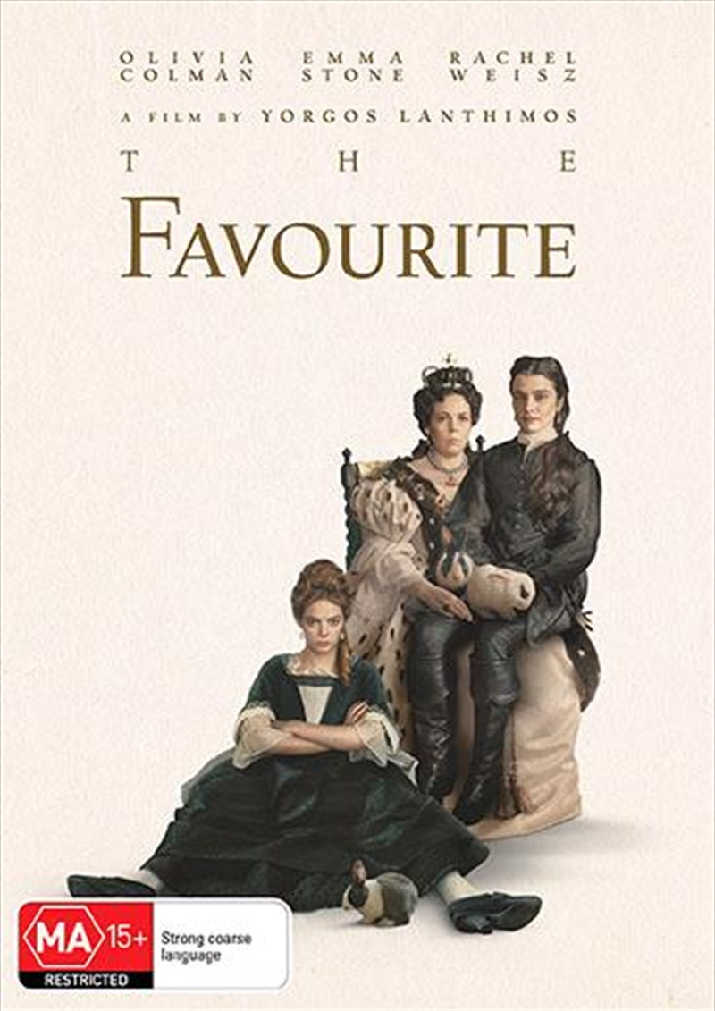 Favourite, The | DVD