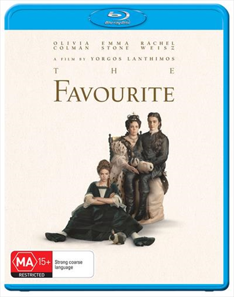 Favourite, The | Blu-ray