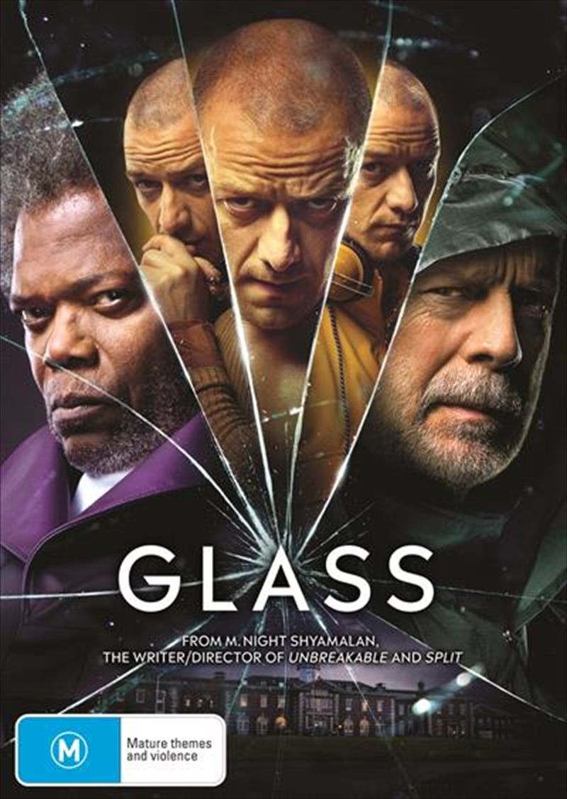 Glass | DVD