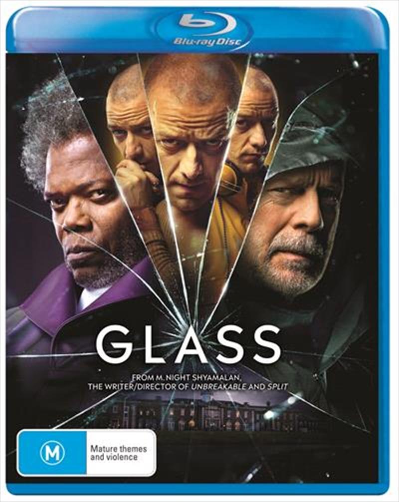 Glass | Blu-ray