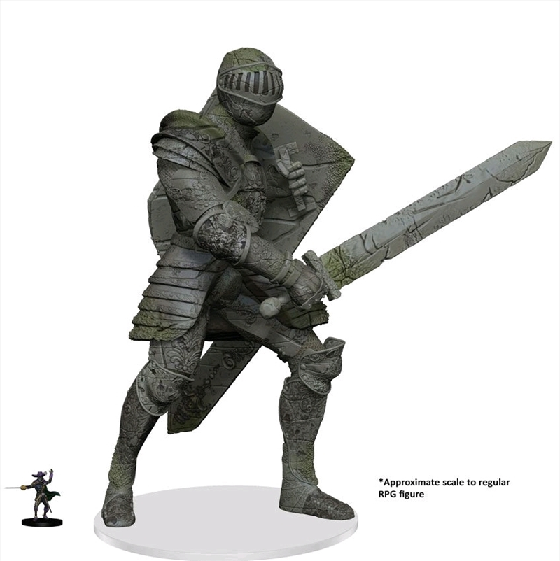 Dungeons & Dragons - Walking Statue of Waterdeep The Honorable Knight | Games