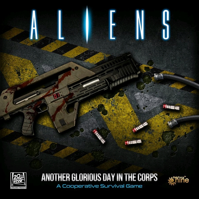 Aliens - Another Glorious Day in the Corps Board Game | Merchandise