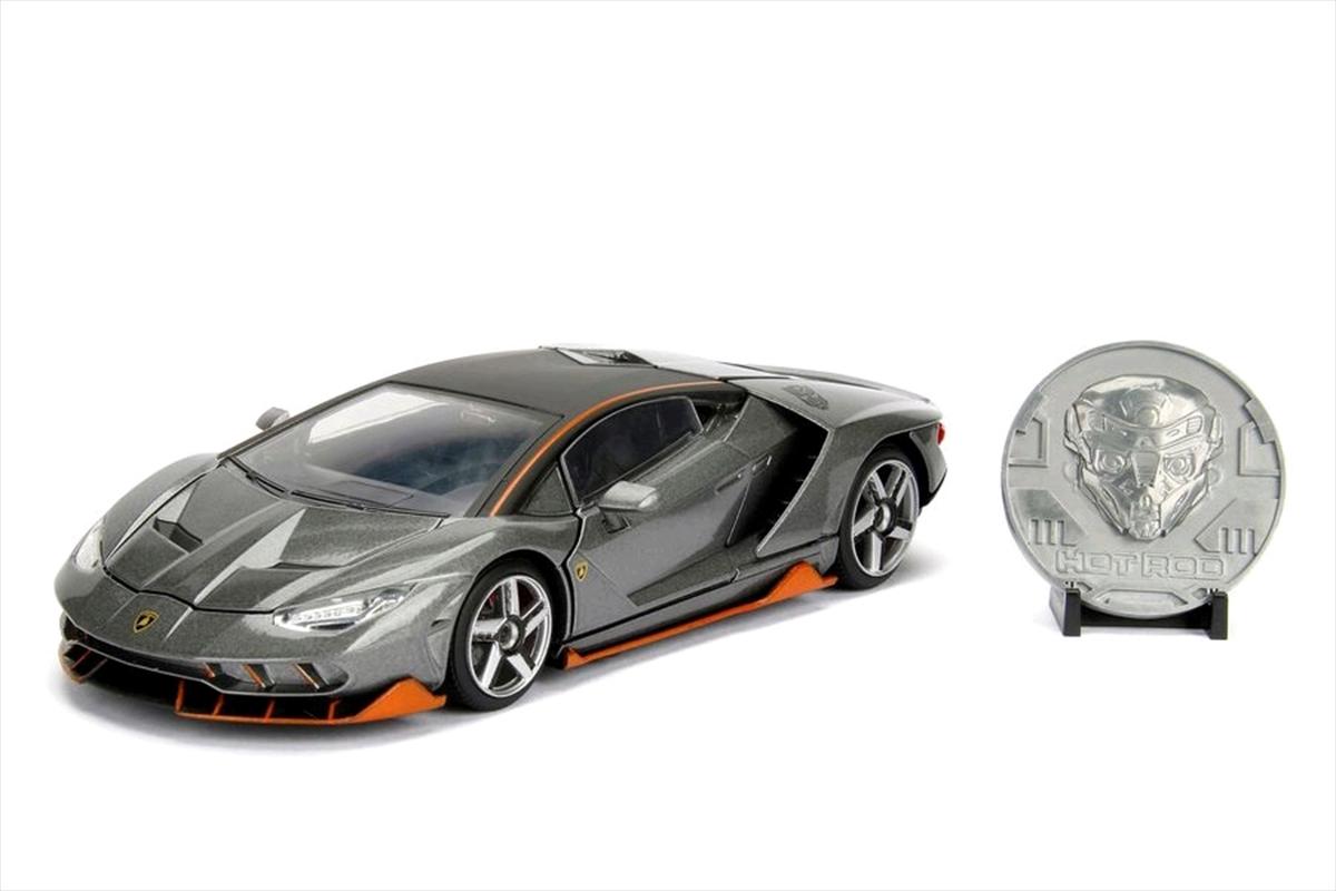 Transformers - Lamborghini Centenario Hot Rod 1:24 Hollywood Ride | Merchandise