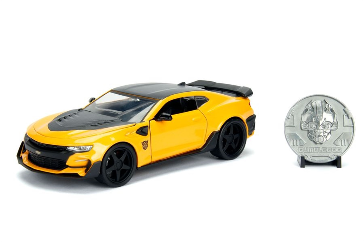 Transformers - Chevy Camero 1:24 Hollywood Ride   Merchandise