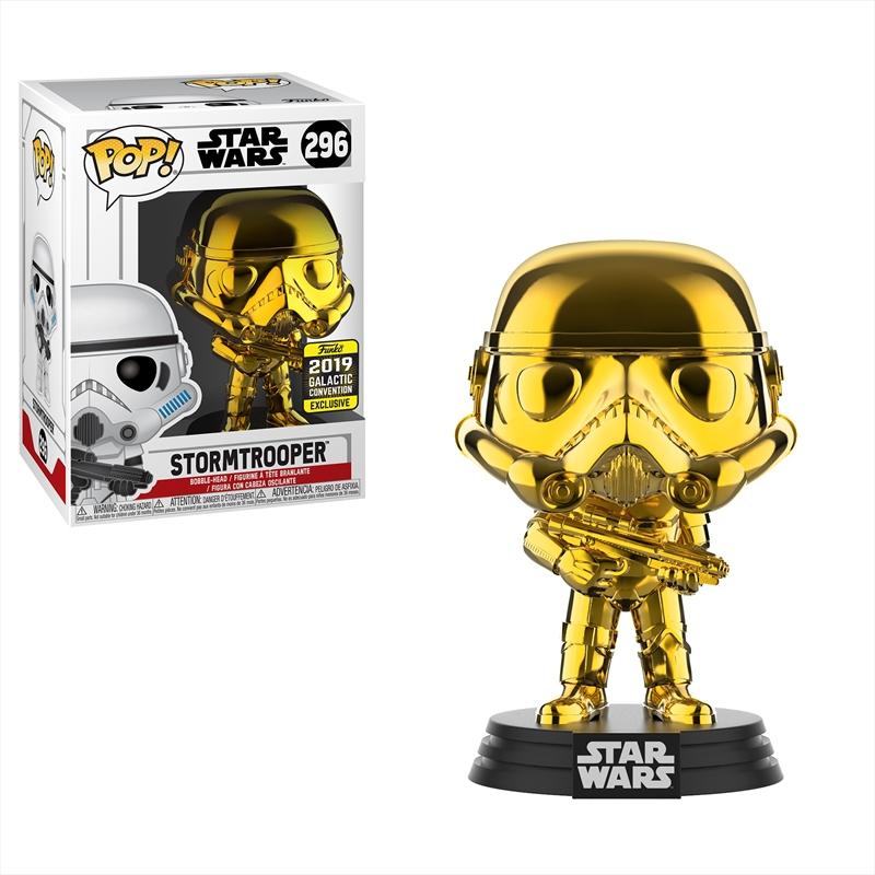 Star Wars - Stormtrooper GD CH Pop! SW19 RS | Pop Vinyl