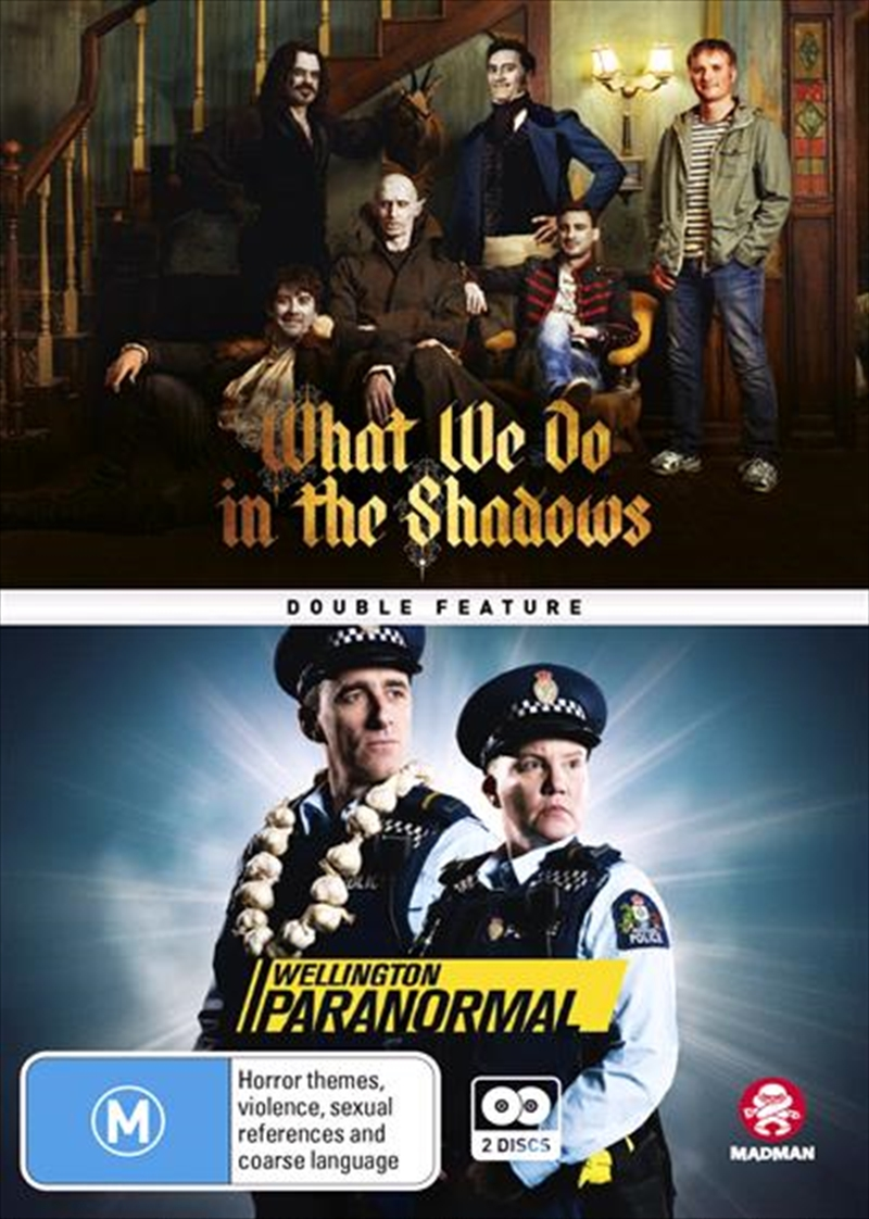 What We Do In The Shadows / Wellington Paranormal | DVD