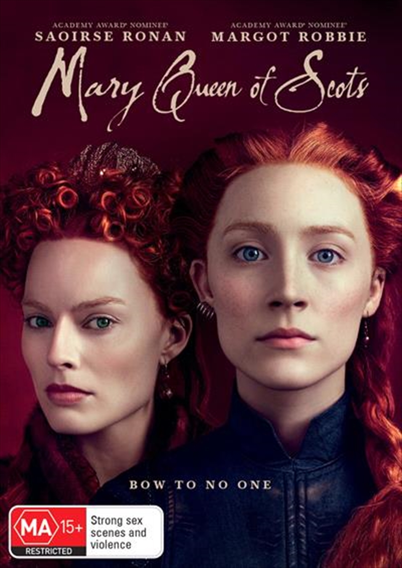 Mary Queen Of Scots | DVD