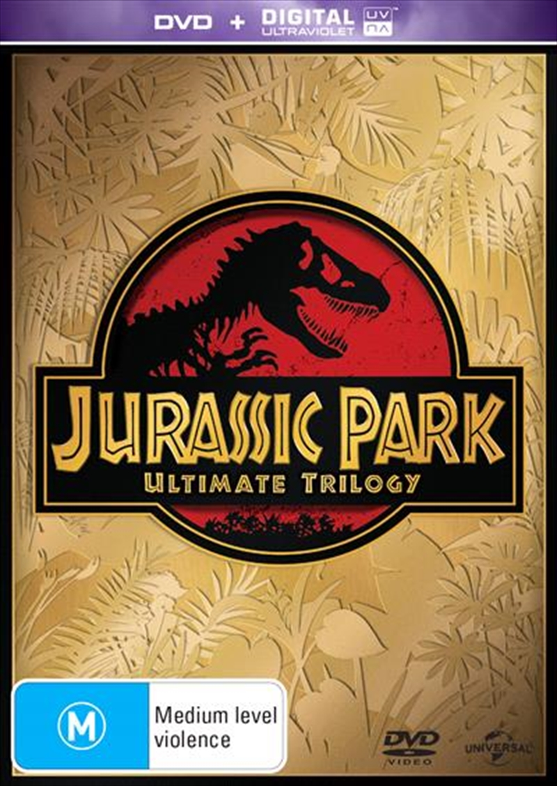 Jurassic Park - Ultimate Trilogy | DVD