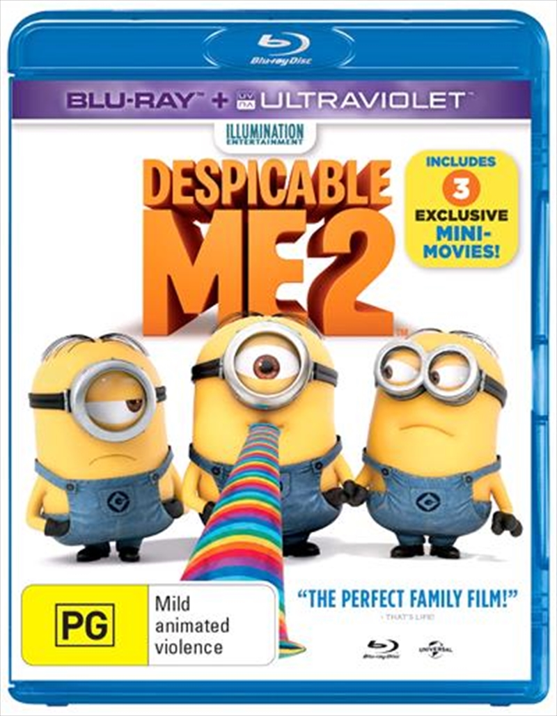 Despicable Me 2 | Blu-ray
