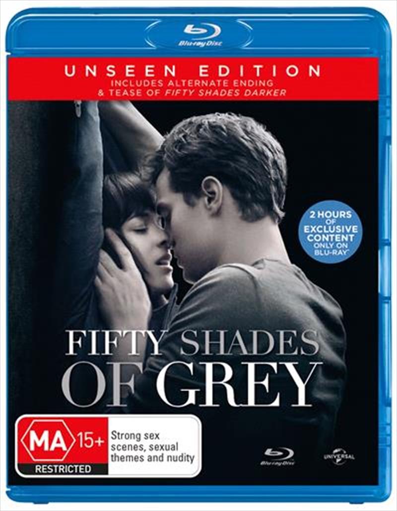 Fifty Shades Of Grey | Blu-ray