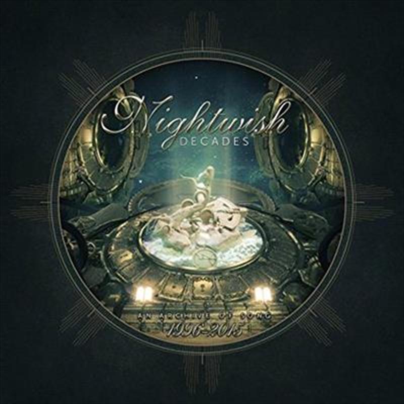Buy Nightwish Decades CD | Sanity Online