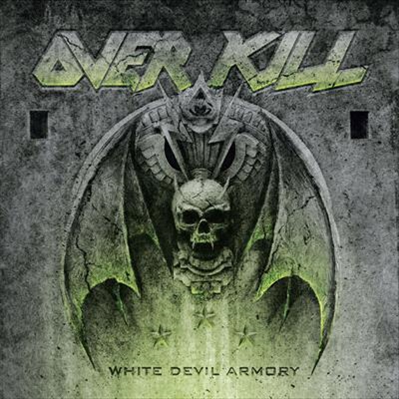 White Devil Armory | CD