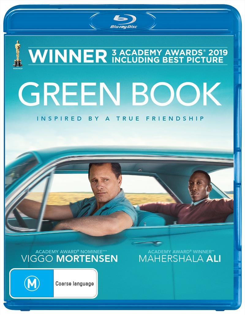Green Book | Blu-ray