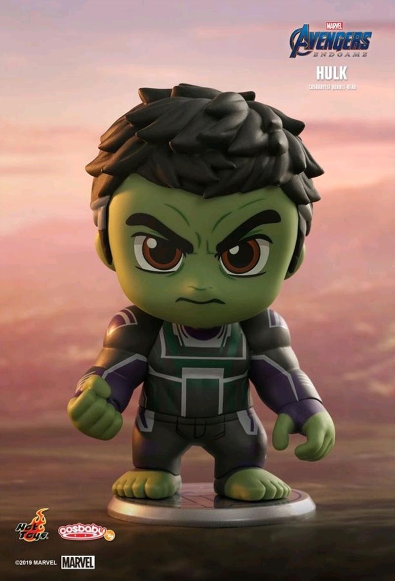 Avengers 4: Endgame - Hulk Cosbaby   Merchandise