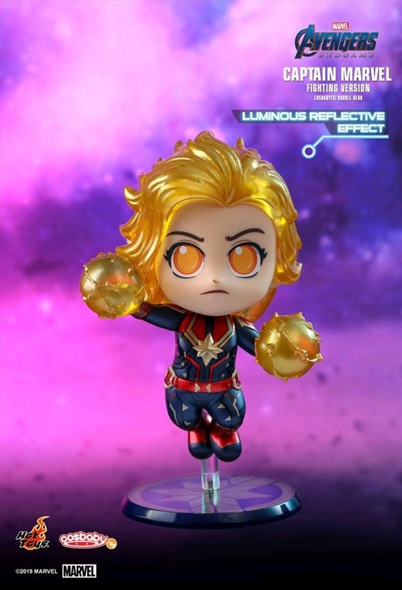 Avengers 4: Endgame - Captain Marvel Cosbaby   Merchandise