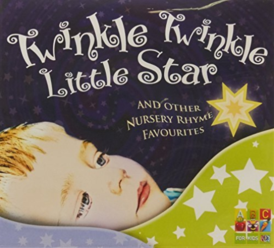 Twinkle Twinkle Little Star | CD