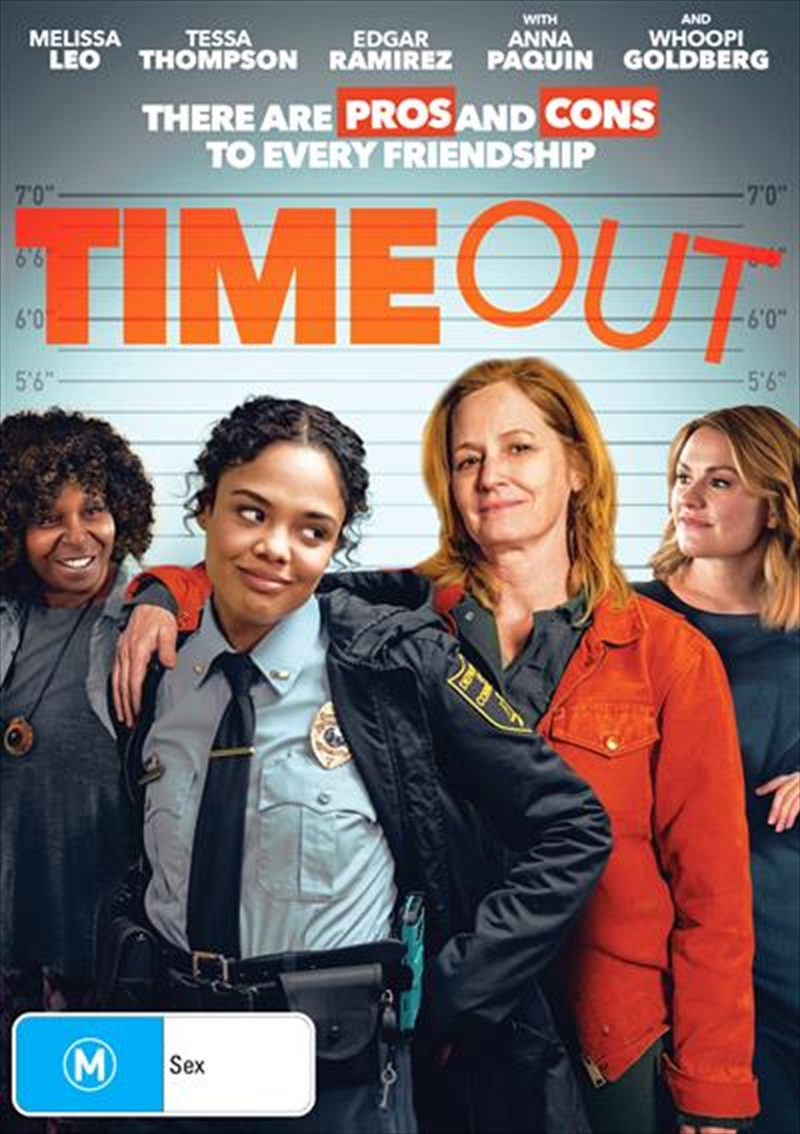 Buy Time Out on DVD | Sanity Online