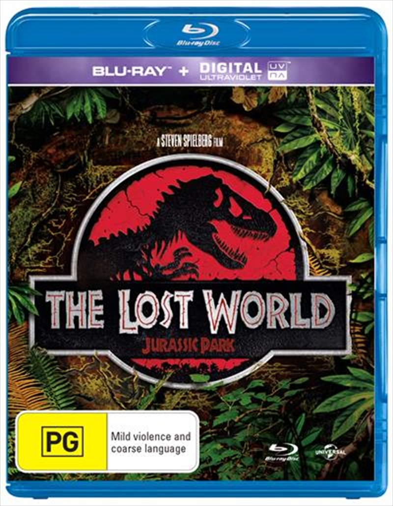 Jurassic Park - The Lost World | Blu-ray