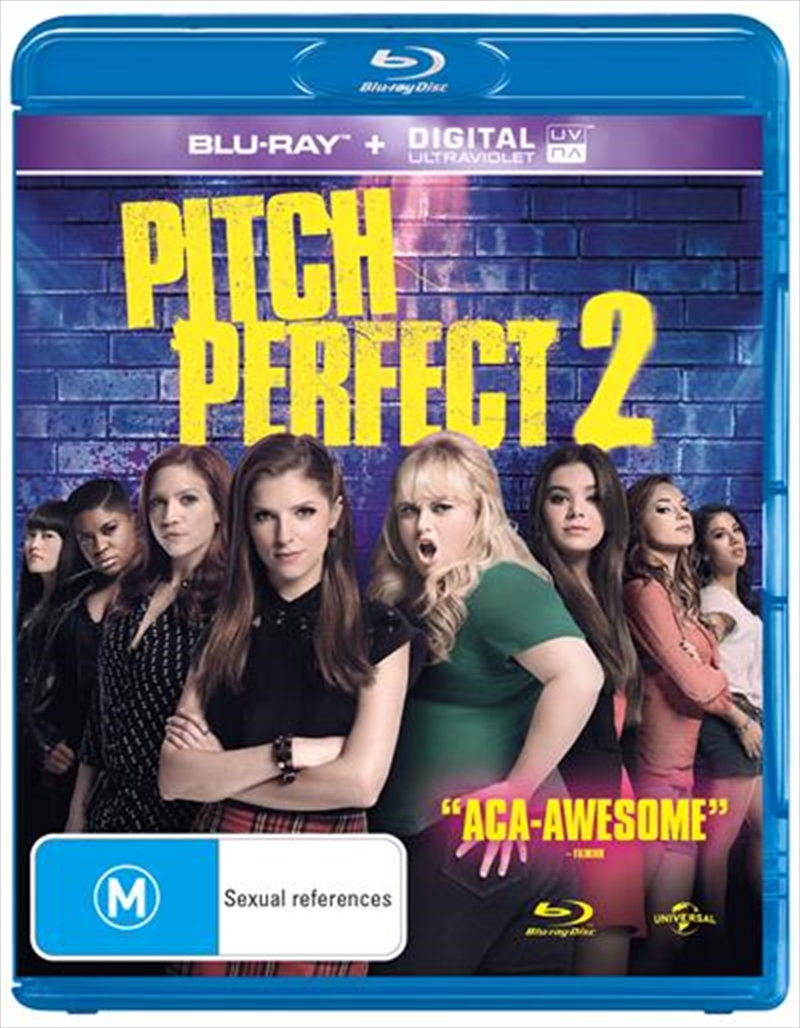 Pitch Perfect 2 | Blu-ray