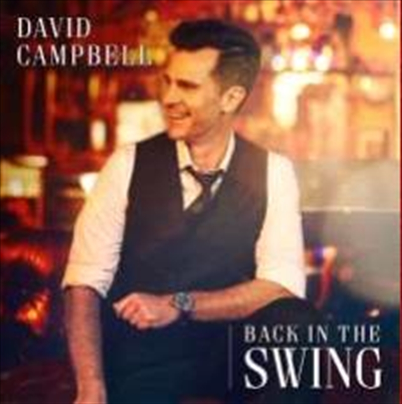 Back In The Swing | CD